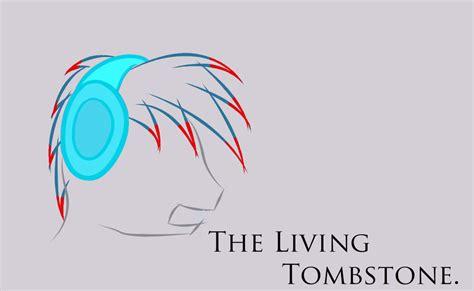 The Living Tombstone. By Atomickasskicker On Deviantart