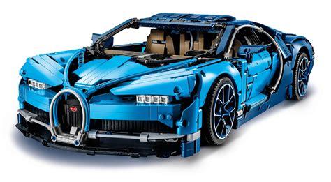 lego technic bugatti chiron detailed replica