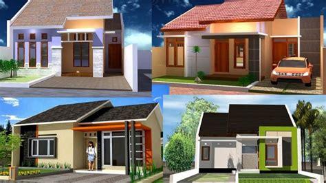 desain rumah minimalis mewah sederhana idaman