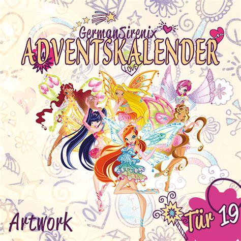 Adventskalender Tuerchen 19 by Adventskalender 2016 T 252 Rchen 19 Germansirenix
