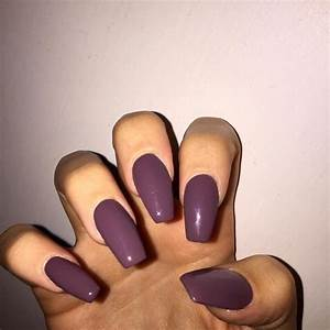goals, nails, purple - image #4420018 by LuciaLin on Favim.com