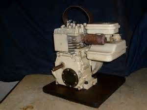 Old Briggs and Stratton Engine Parts