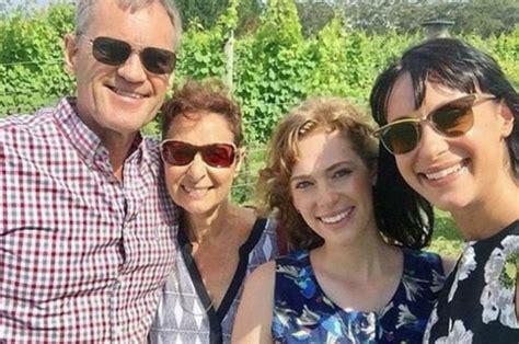 actress jessica falkholt update jessica falkholt in coma after crash which killed parents