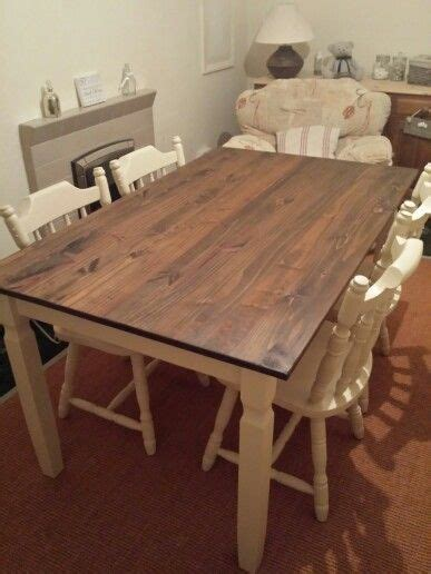 farmhouse dining table and chairs my work