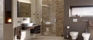 Bilder Zu Modernen Bädern : moderne badezimmer mit fliesen und naturstein ~ Indierocktalk.com Haus und Dekorationen