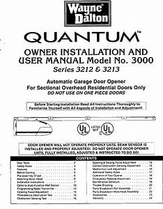 Wayne Dalton Garage Door Repair Manual