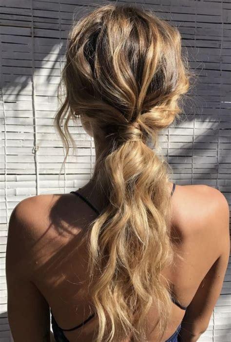 easy ponytail hairstyle hair dos   hair hair