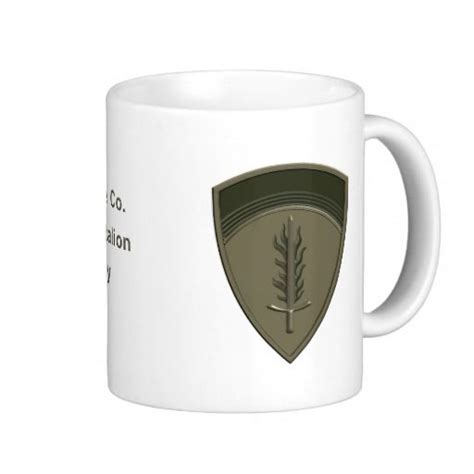 72nd ordnance battalion insignia patch subdued coffee mug zazzle zazzle army
