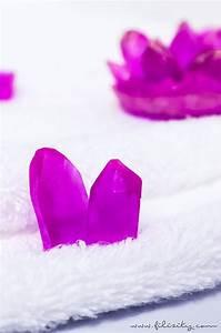 Seife Selber Machen Anleitung : diy geschenkidee kristall seife selber machen filizity ~ Lizthompson.info Haus und Dekorationen