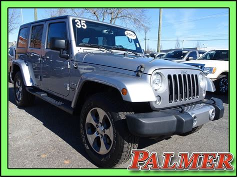 certified pre owned  jeep wrangler unlimited sahara