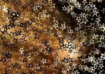 Gold Stars Background Christmas Wallpapers Star Golden