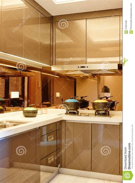 petites cuisines modernes cuisine moderne image stock image du appareils