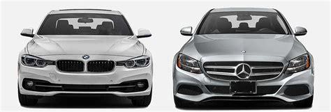 BMW 3 Series vs Mercedes-Benz C-Class Sports Sedans