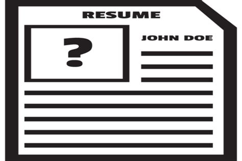 Photo In Resume Or Not by Resume Tips Should You Use Photo On Your Resume Or Not