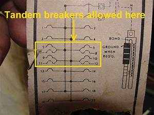 Is It Cheating To Use Tandem Circuit Breakers