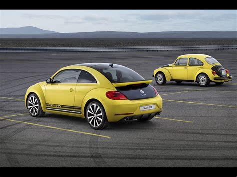 2018 Volkswagen Beetle Gsr Yellow Black Racer 4