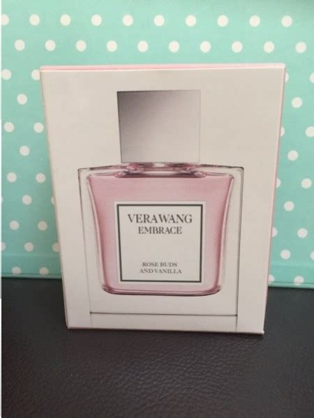 school hop vera wangs  fragrance collection