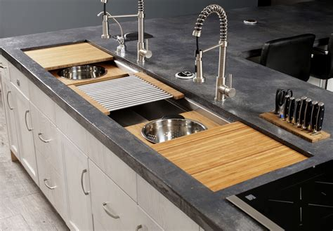 Everything And The Galley Sink-snob Essentials