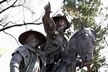The Founding of Santa Fe Historical Marker