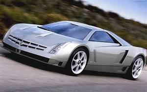 Cadillac Evoq Concept 1999 Widescreen Exotic Car Wallpaper