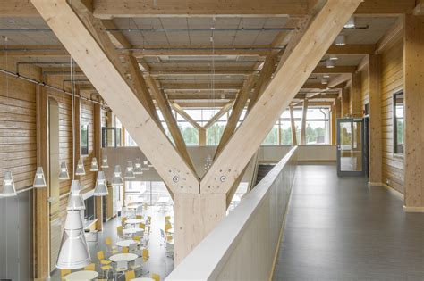 purity  expressive timber structure celebrated