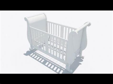 Bratt Decor Crib Assembly by Chelsea Sleigh Crib Assembly