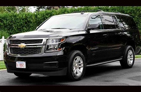New Chevrolet Suv by 7 Passengers Luxury Suv Chevrolet Suburban