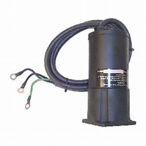 Sierra Mercury 3-wire  Single-ram Tilt    Trim Motor  18-6775