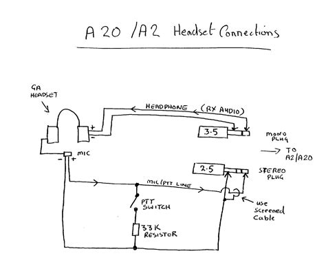 Hk395 Subwoofer Wiring Diagram by Icomica2oheadset Quicktest1234789