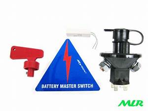Sytec Fia Motorsport Battery Master Cut Off Switch  U0026gt  Kit
