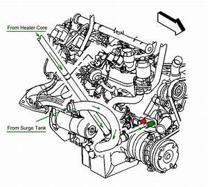 2000 Chevy Silverado Heater Diagram