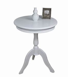 Beistelltisch Weiß Vintage : tisch beistelltisch wei rund landhaus telefontisch ~ A.2002-acura-tl-radio.info Haus und Dekorationen