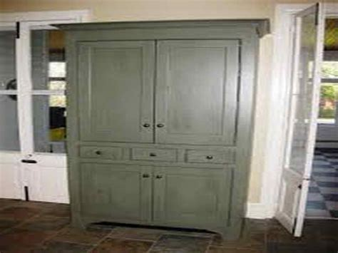 Cabinet & Shelving : Free Standing Pantry Cabinet For