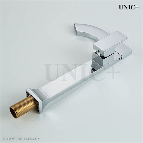 Unique Bathroom Sink Faucets Unique Design Modern Bathroom Vessel Sink Faucet Tap Thin