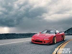 1992 Acura NSX NA1 Super Street Magazine