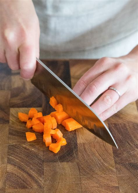 Organizing Kitchen Pantry Ideas - how to cut carrots 4 basic cuts kitchn