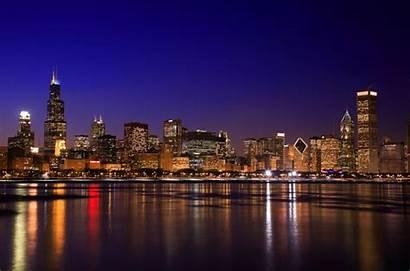 Skyline Chicago Phone Cell