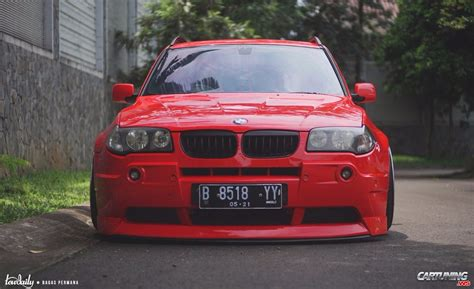 bmw x3 e83 tuning tuning bmw x3 front