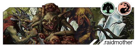 the raidmother s assault goblin tribal multiplayer commander decklists commander edh