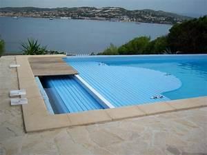 coffre pour volet roulant piscine images With volet roulant piscine