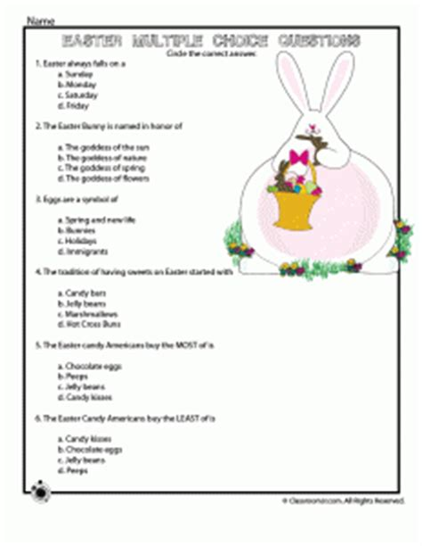 Four New Easter Worksheets To Print  Woo! Jr Kids Activities