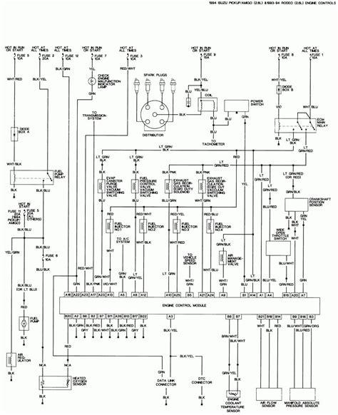 Isuzu Npr Alternator Wiring Diagram by Isuzu Npr Electrical Wiring Diagram Wiringdiagram Org