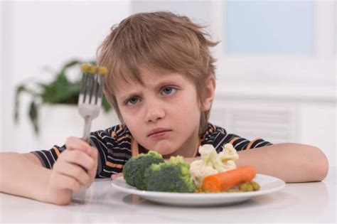 Family Food Preferences Can Turn Mealtime Into Wartime