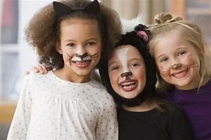 Maquillage Halloween Enfant Facile : maquillage enfant facile 42 suggestions pour halloween ~ Nature-et-papiers.com Idées de Décoration