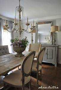 Dear Lillie: Our Updated Dining Room with a New Farmhouse