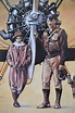 Vintage Movie Poster The Aviator 1985 Christopher Reeve ...