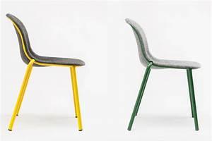 LJ 2 stoel De Vorm recyclebare stoel