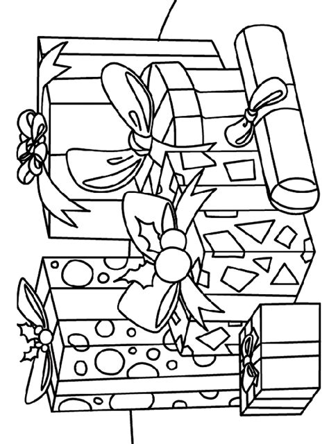 A Gift of Giving Coloring Page | crayola.com