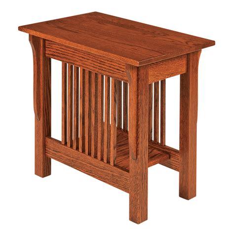 Amish End Tables Amish Furniture Lakeland Small End Table Amish End Tables Amish