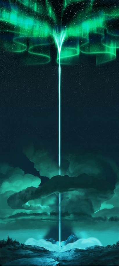 Avatar Korra Portal Legend Spirit Northern Spirits